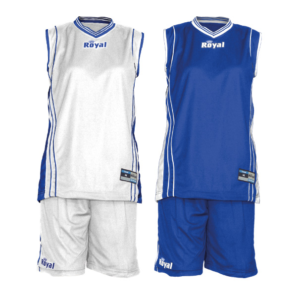 COMPLETO BASKET DONNA DOUBLE FASHION